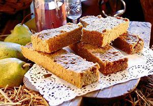 Ciasto figowo-marchewkowe