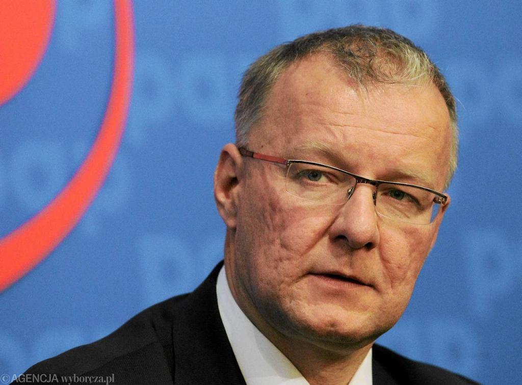 Andrzej Massel, wiceminister transportu ds. kolejnictwa