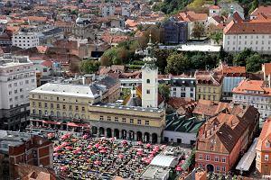 Chorwacja stolica - z wizytą w Zagrzebiu