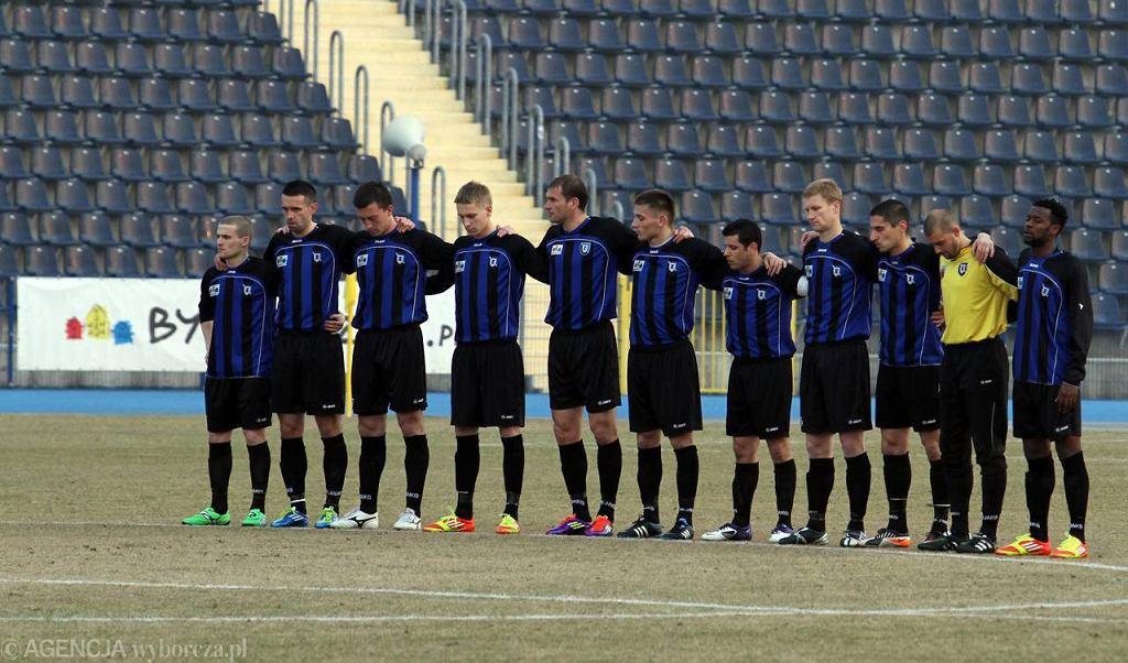 Bydgoscy piłkarze są zmobilizowani, żeby wreszcie wygrać