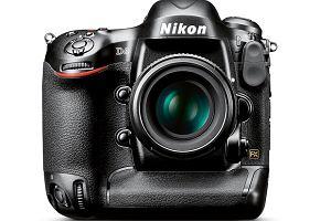 Aparaty: Nikon D4