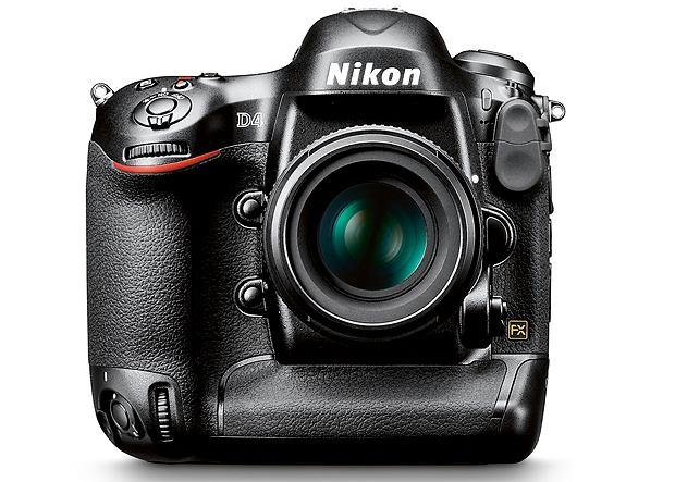 Zdjęcie numer 1 w galerii - Aparaty: Nikon D4