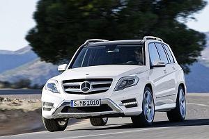 Mercedes GLK po liftingu | Pierwsze wideo