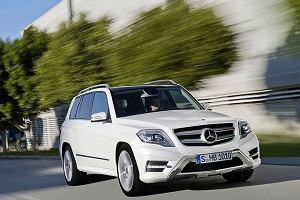 Mercedes GLK odświeżony