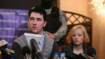 Rodzice Madzi wyprowadzają się z Sosnowca. W piątek na konferencji prasowej mówili, że czują się zagrożeni
