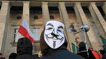 Protest w sprawie ACTA