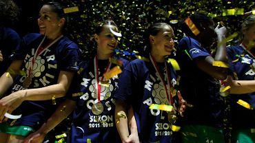 Siatkarki Atomu Trefl Sopot fetują tytuł mistrza Polski