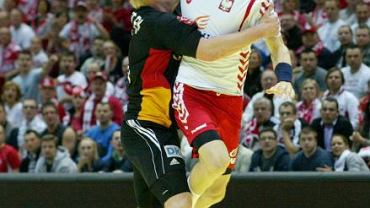 Polska - Niemcy 26:28 w Ergo Arenie