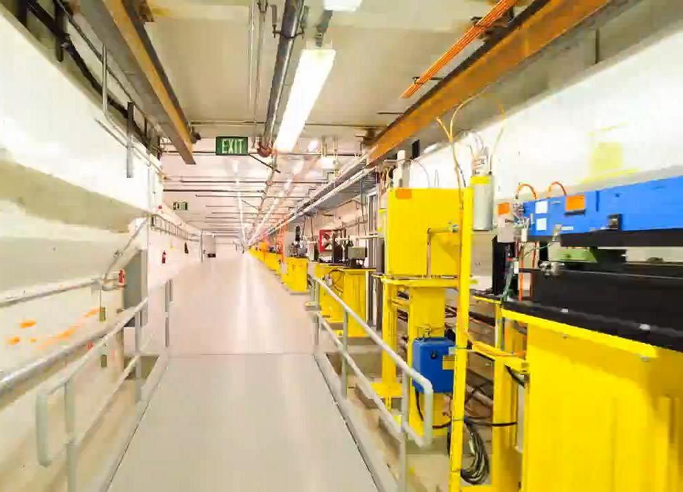LCLS - najpotężniejszy laser rentgenowski świata
