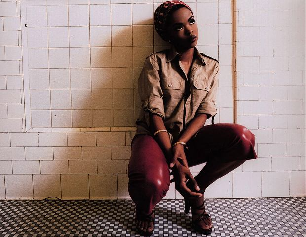 Lauryn Hill, fot. materiały prasowe
