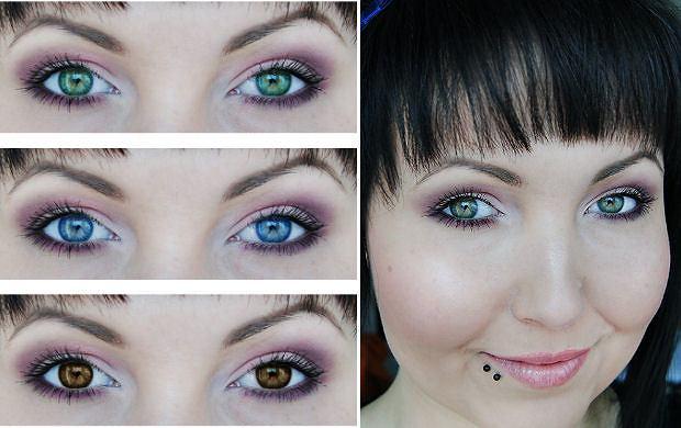 Makijaże Luli: modne pastele