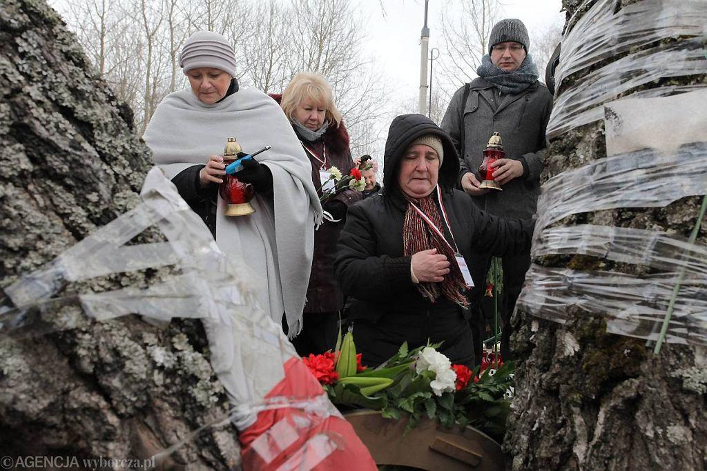 Smoleńsk. Obchody II rocznicy katastrowy