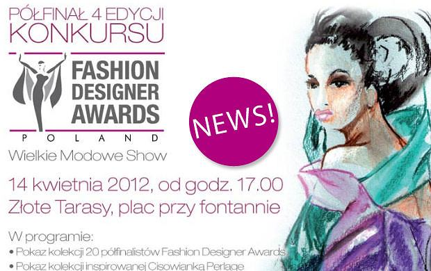 Półfinał Fashion Designer Awards 2012