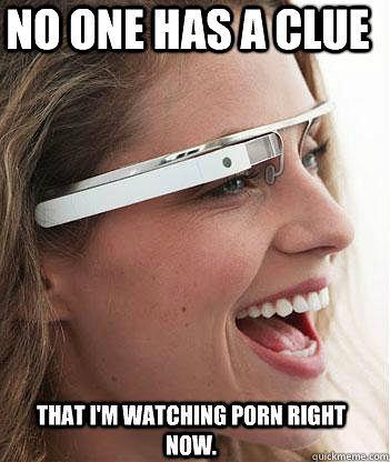 Czy do tego służyć będą okulary Google?