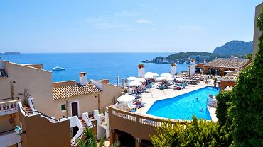 Majorka hotel, Majorka