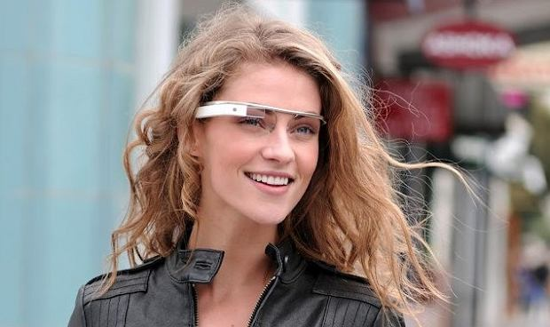 Google Glass, Fot. Google