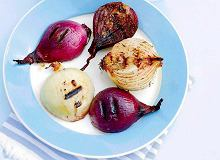 Grillowane cebule - ugotuj