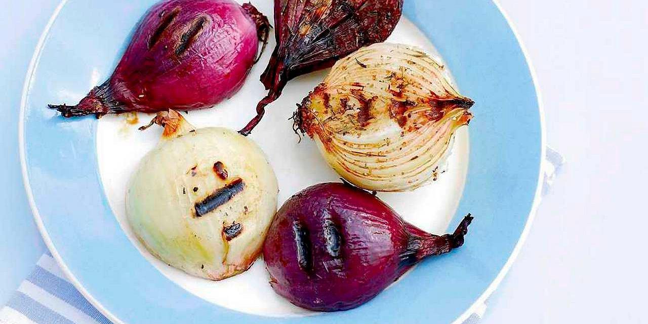 Grillowane cebule