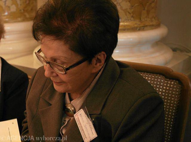 Maria Dmochowska