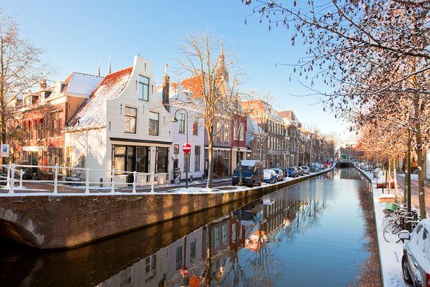 Holandia atrakcje