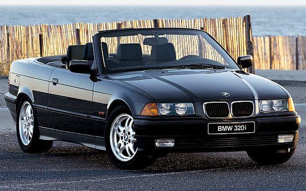 BMW serii 3 cabrio