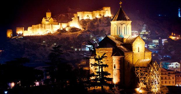 Podróże: wino z prezydentem Gruzji, wakacje, europa, podróże, Tbilisi