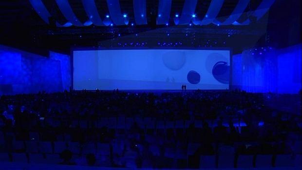 konferencja Samsunga