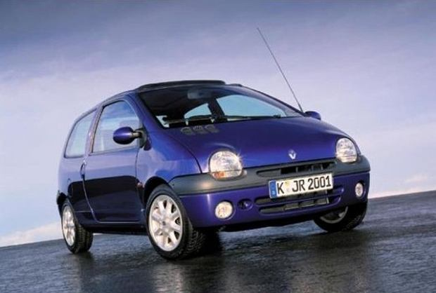 Renault Twingo (1992-2007) - opinie Moto.pl