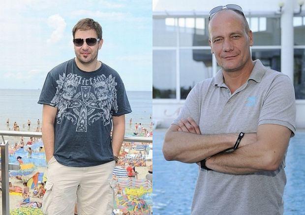 Tomasz Kammel i Piotr Zelt w Kammel SHOW