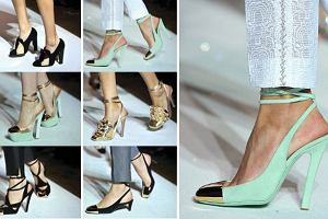 Trendy z wybiegu: buty z metalowymi noskami
