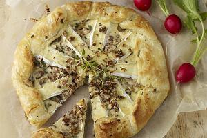 Camembert, brie i gorgonzola - pleśniowe trio