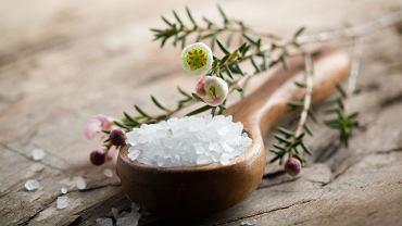 Smak słony to znak, że pokarmy dostarczają nam soli mineralnych