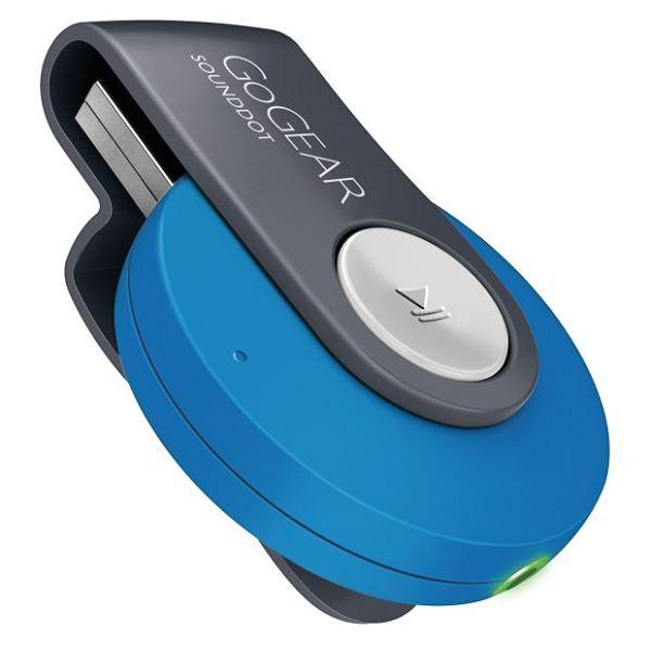 Odtwarzacz mp3 Philips GoGEAR Sounddot. Cena: 89 zł