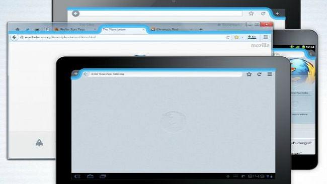 Firefox Mobile 14.0 beta dla Androida z odświeżonym interfejsem użytkownika