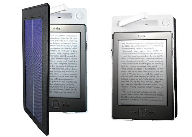 Zdjęcie numer 2 w galerii - Praktyczny gadżet do Kindle'a