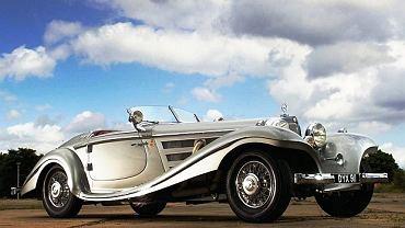 fot. Mercedes-Benz 540K Spezial Roadster