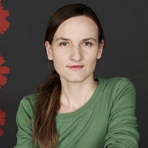 """Agnieszka Jucewicz - dziennikarka """"Wysokich Obcasów"""""""