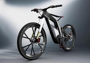 Audi e-bike Wörthersee Concept