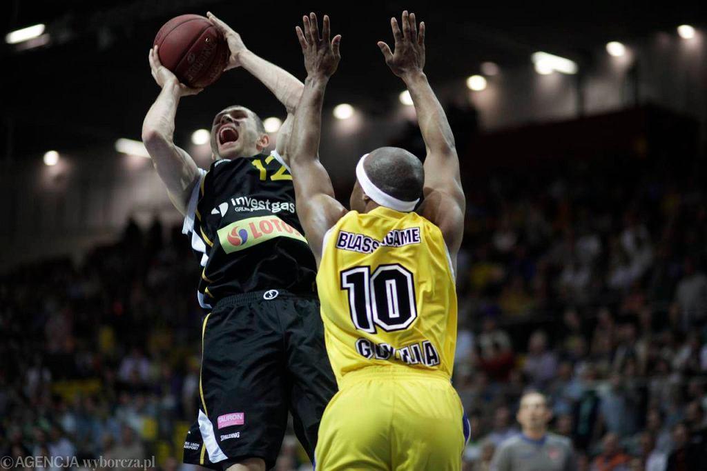 Asseco Prokom Gdynia - Trefl Sopot 89:81 w pierwszym meczu finałowym