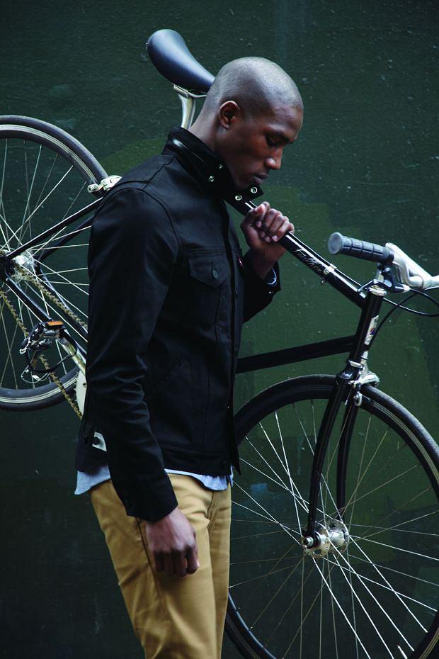 Levis: rowerowa moda. Kolekcja Levi's Commuter - lans i wygoda