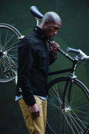 Levis: rowerowa moda. Kolekcja Levi's Commuter - lans i wygoda, rowery, moda męska, levis