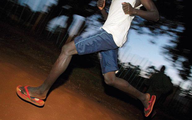 mój pierwszy raz, bieganie, sport, Mój pierwszy raz: bieganie z Kenijczykami
