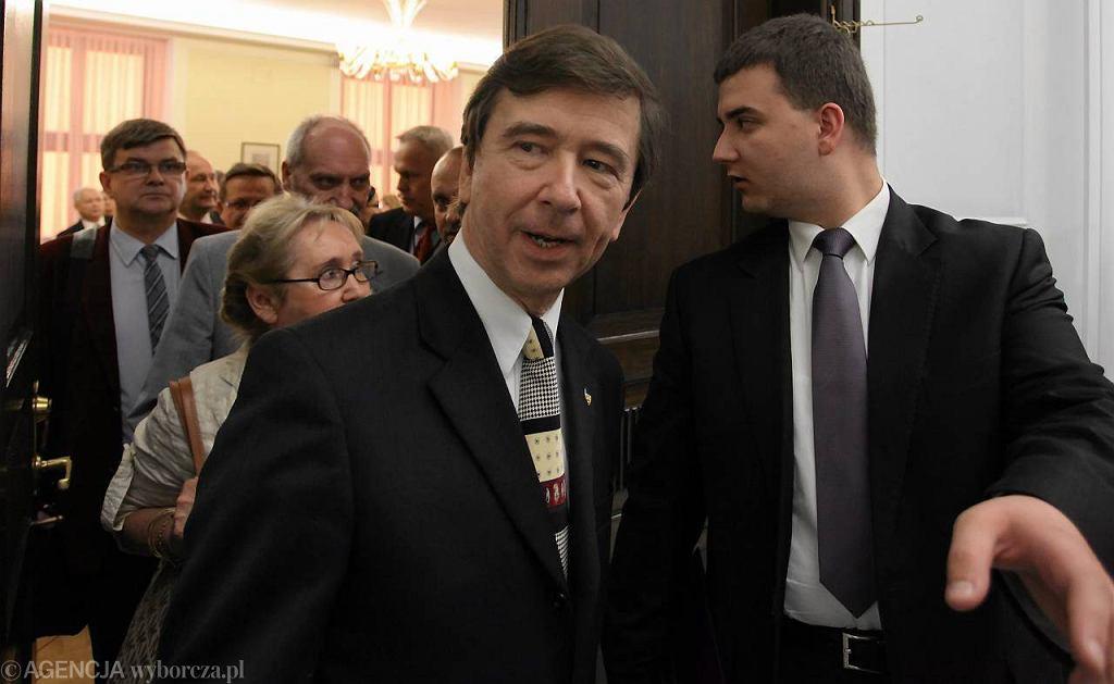 Wiesław Binienda w Sejmie