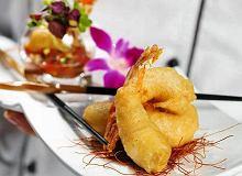 Krewetki w tempurze z salsą pomidorowo-ananasową - ugotuj