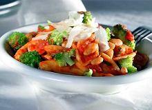 Makaron cencioni z fasolką i brokułami - ugotuj