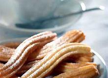 Churros - ciastka smażone na głębokim oleju - ugotuj