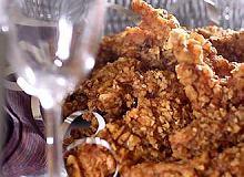 Piersi z kurczaka z orzechami - ugotuj