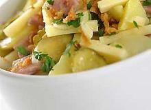 Szwajcarska sałatka ziemniaczana - ugotuj