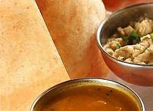 Placki Dosa z ryżu i soczewicy - ugotuj