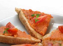Tost pomidorowy - ugotuj
